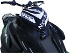 Skinz NXT LVL Snowmobile Windshield Pack Black/White for Arctic Cat M/F/XF 12-15