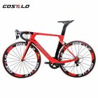 New Technology AEROMACHINE MONOCOQUE one piece Full Carbon Road Complete Bike