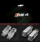 For Ghost Laser Car Light Courtesy Door Projector LED Shadow RS4 LOGO 4x Audi