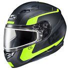 HJC 151-735 CS-R3 Dosta Snow Helmet XL Semi Flat Hi Viz