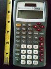 Texas Instruments Ti-30x IIS Solar Scientific Calculator TI30XIIS EUC