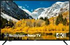 "Westinghouse 50"" TV High Resolution HDR 2160p 4K UHD with Roku TV Smart LED TV"