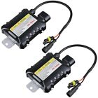 2x HID Ballast Replacement 12V 55W Universal for Xenon Light H1 H3 H7 H8 9005