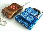 4 CH 315M RF Wireless Remote Control Controller w/case
