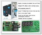 Multi Coin Selector CH-925 & time control timer board