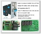 Multi Coin Acceptor CH-923 & time control timer board