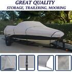 TRACKER TARGA 18 SC WITH PORT TROLL MTR O/B 2003 2004 2005 BOAT COVER