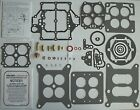 1952 56 CARBURETOR KIT CARTER  WCFB 4 BARRELS -  CADILLAC NEW DOES 21 DIFF CARBS