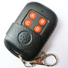 Keyless Remotes 4 Swithes Configure Remote Cloning Existing Remotes 433.92MHZ