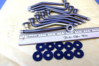 (10), A291,ACME TRUCK TIRE VALVE STEMS COMPLETE + VALVE CORES,CAPS+BASE WASHERS