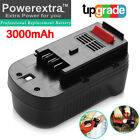 18V Battery for BLACK & DECKER A1718 1718 A18 HPB18 FS18PS NPT3118 Drill 2.0Ah