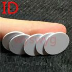 10pcs EM4100 125K RFID ID Induction Round tag card Waterproof Compact