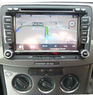 "RNS510-Style 7"" Touch-Screen Sat-Nav/DVD/iPod/Bluetooth/GPS/AUX/SD for VW Caddy"
