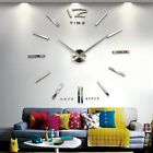Large Wall Clocks DIY Marked For Long Distant Watch Metal Numbers Kit