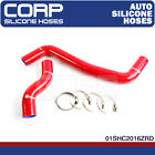 Gplus  SILICONE RADIATOR HOSE FIT FOR TOYOTA LEVIN AE111/AE101G RED US SHIP
