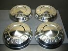 1962 Plymouth Fury, Sport Fury, Dog Dish Hubcaps,  Set of 4.