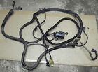 92 CHEVROLET GM  2500 3500 6.2 DIESEL 4X4 TRANSMISSION WIREING HARNESS EXTERNAL