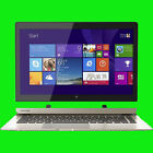 "New Toshiba P35W-B3220 13.3"" FHD Touch Screen 2in1 Laptop i5-4210U 4GB 128GB SSD"