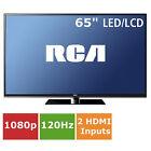 """RCA 65"""" LED 1080p 120Hz"""