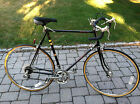Schwinn World mens vintage road touring bike mans 10 speed black bicycle 63 cm