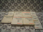 Snap On Literature Reference Manuals Trouble Shooter Books
