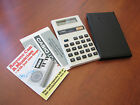 Immaculate NEW in box Vintage 1981 NOS CASIO LC-310 LCD BASIC pocket Calculator