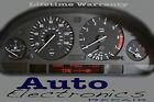 BMW 528i 540 Pixels Cluster Speedometer Repair