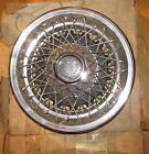 "NOS 1977-1979 CHEVROLET NOVA & CHEVELLE 14"" WIRE WHEEL COVER"