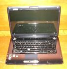 Toshiba Satellite A355D-S6921 Laptop For Parts or Repair (Untested) + Battery