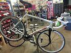 Cannondale White CAAD 9 58cm (SRAM APEX) Road Bike