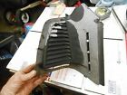 1990 YAMAHA 540 SRV snowmobile: LEFT SIDE LOUVERED PLASTIC COVER by knee