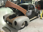 Willys : Coupe Americar 1941 Willys Coupe - Gasser, Steel, Big Block Chevy, Blower, Billet, Hot Rod
