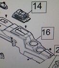 Oem '14-15 Polaris rzr 1000 Xp4 boot shifter 5414651 black