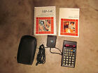 HP-34C RARE SCIENTIFIC PROGRAMMABLE HP CALCULATOR FULLY FUNCTIONAL nice