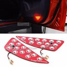 Safety Side Door Courtesy Light Lamp LED Module Red for SSANGYONG 2012-17 Actyon