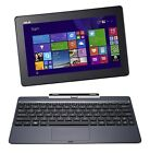 ASUS T100 10-Inch Laptop [OLD VERSION] Red 64GB Tablet, Dock