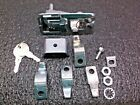 """New Compression Latch Keyed Lift and Turn Chrome Finish 1-19/32"""" Width (G23P)"""