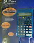 Vintage Hewlett Packard  HP 6S Scientific Calculator , Still In Package