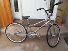 Haro SiMini Group1 Fusion Jr Racing BMX Bike Chrome 17 lbs 4130 crmo child boys