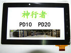 "Tracking ID Tablet PC PD10 PD20 15MM Flex 7"" Digitizer Touch Screen Glass"