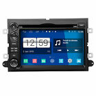 Quad Core, 16GB, New Android 4.4.4 OS for Fusion Explorer 2006-2011 GPS Car mp3