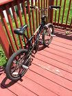 Haro F4 Function 4 Pro BMX Bicycle Black