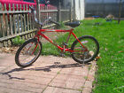 "89 Haro Escape Mountain Bike - rare - 20"" Kids 5 Speed - Hard to find - Red"
