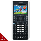 TI-Nspire CX Handheld Graphing Calculator w/Full-Color Display [6 PACK]