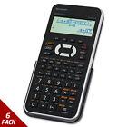 Sharp EL-W535XBSL Scientific Calculator 16-Digit LCD [6 PACK]