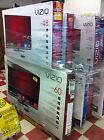 Pallet of LED LCD TVS Salvage Cracked Sreens Vizio Samsung Westinghouse