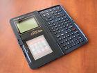NOS RARE Vintage SHARP IQ-7300 64k LCD electronic organizer computer calculator