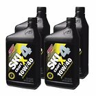 Klotz Ski Craft X4 TechniPlate Oil - 10W-40 Oil - 32oz - 4 Quarts / 1 Gallon