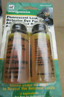 SET OF 2 TUBES 1 OZ EACH FLUORESCENT LEAK DETECTOR FOR R134A A/C SYSTEMS & OLDER