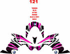 YAMAHA NYTRO SNOWMOBILE WRAP DECAL STICKERS 05-15 PINNED BASIC